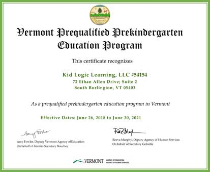 certificate of operations